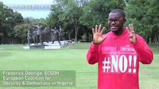 Youth nor go fit be Nigeria President for 2019 unless....says Frederick Odorige