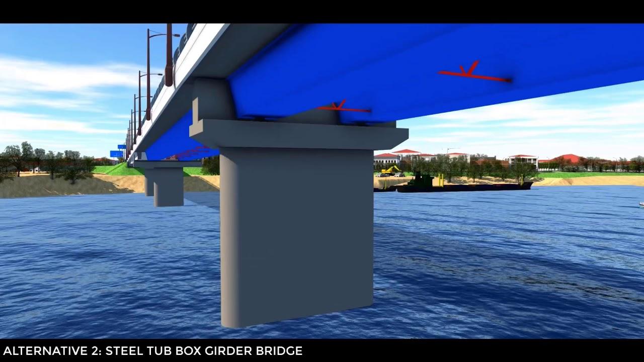 [ĐATN XUẤT SẮC] Chuyên ngành Cầu – Khoa Cầu đường – Trường Đại học Xây dựng – Dự án: Cầu Cồn Nhất