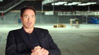 Captain America Civil War Behind-The-Scenes