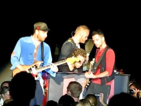 Coldplay  Talk   Dallas TX 7212009