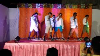 "Marathi ReMix Dance by DBRM Group from ""HDFC Bank"" Chandivali.."