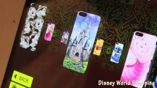 Disney Phone Cases at D-Tech On Demand