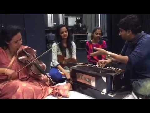 Sangeeta Shankar - Musical Conversation With Abhijit Pohankar