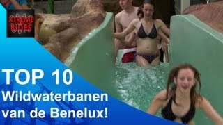 TOP 10 Wildwaterbanen Benelux!