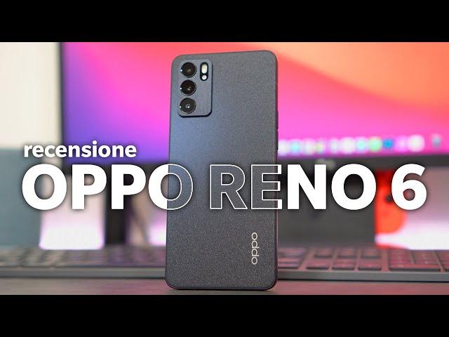 OPPO Reno 6 5G è uno smartphone CONCRETO! - RECENSIONE