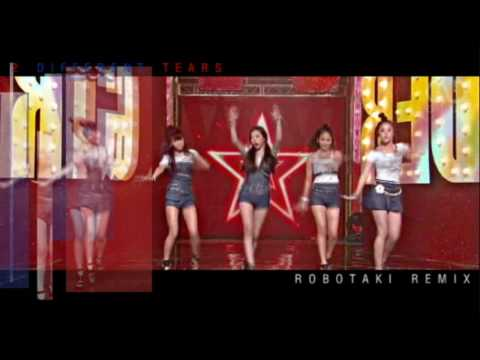 Wonder Girls 원더걸스 - 2 Different Tears (Robotaki Remix) [KOR Version]