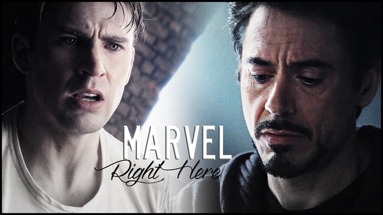 Marvel | Right Here