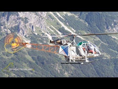 SA315B Lama - The passion of flying