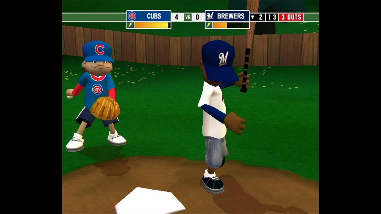 backyard baseball 2009 season mode ep1 youtube
