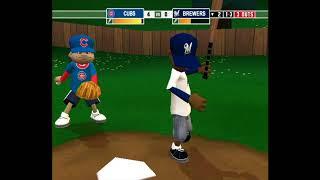Backyard Baseball 2009 season mode ep1