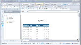 View or change the properties for a query: SAP BusinessObjects Web Intelligence 4.0