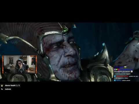 Videoyun - Mortal Kombat 11 Tanıtım Videolarını İzliyor