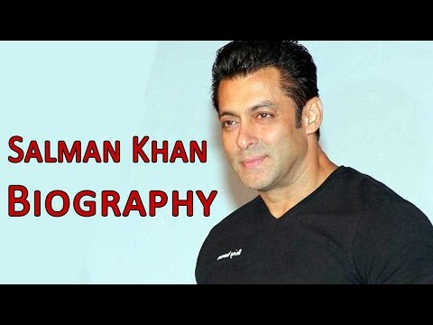 Salman Khan | Bollywood Dabangg Khan - Biography