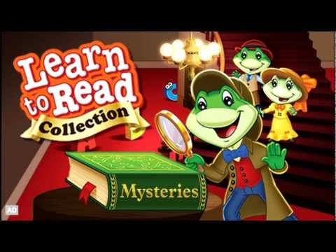 LeapFrog LeapPad Ultra eBook Trailer: Learn to Read Collection: Vol. 3 - Mysteries
