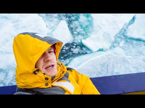 SMASHING ARCTIC ICE!! - Arctic Day 8