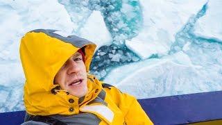 SMASHING ARCTIC ICE!! - Arctic Day 8
