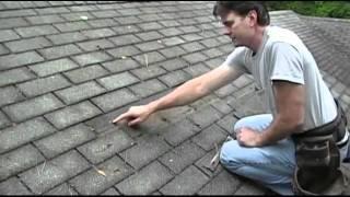 видео Ремонт крыши из черепицы