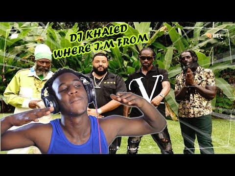 DJ Khaled – WHERE YOU COME FROM ft. Buju Banton, Capleton, Bounty Killer (TRINIDADIAN  REACTION🇹🇹)