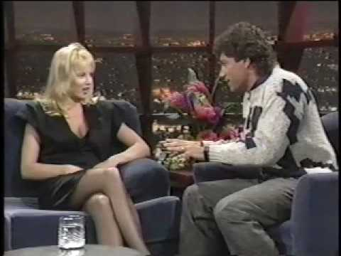 Traci Lords on The Late Show 1988 Part 2