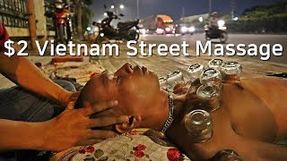 Download 🇻🇳💆‍♂️ $2 Highway Massage in Vietnam: The Cheapest Massage in the World 50K Mát-xa ASMR 2천원 마사지 Mp3 and Videos