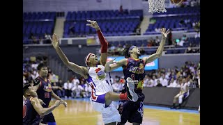 Gabe Norwood encourages E-Painters to stay focused as ROS tries to regain control of series