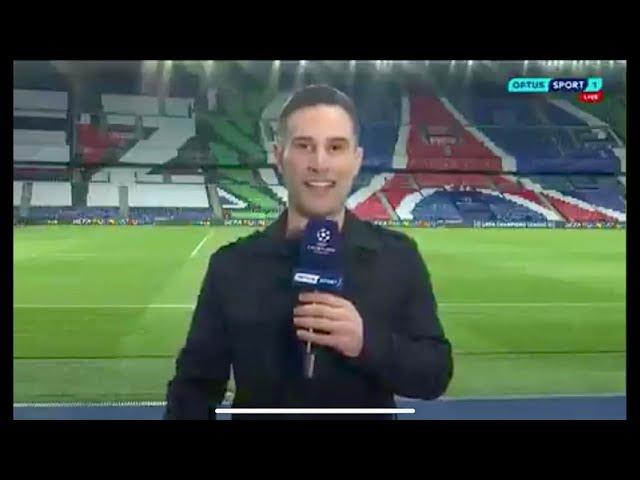 Optus Sport (UCL Pitchside: PSG-Bayern)