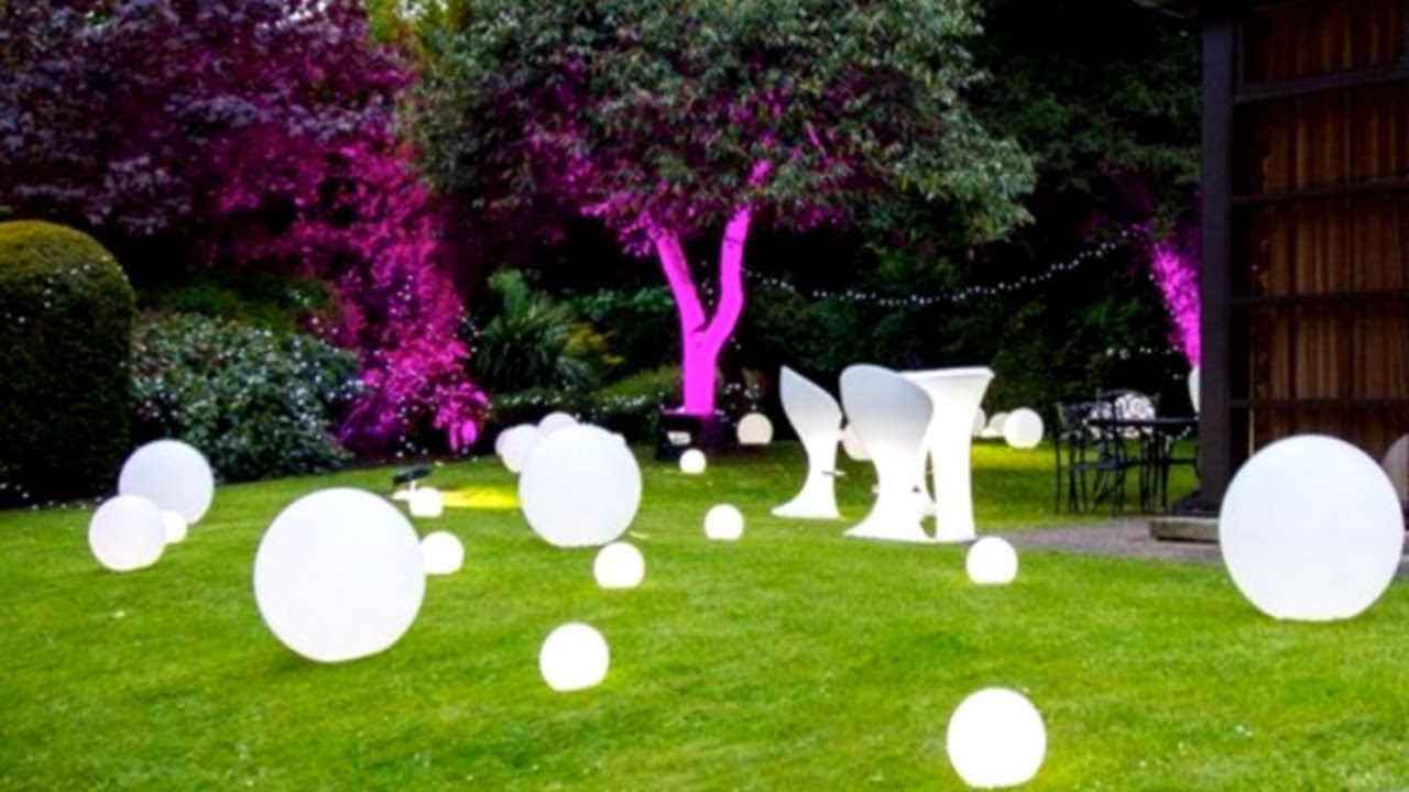 50 Outdoor Lighting Ideas Youtube