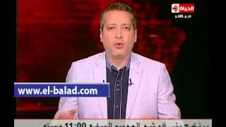 بالفيديو.. تامر أمين: «الست المصرية ميكفيهاش يوم واحد»