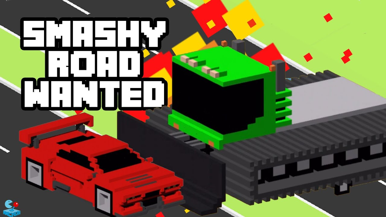 How To Get All The Cars In Smashy Road