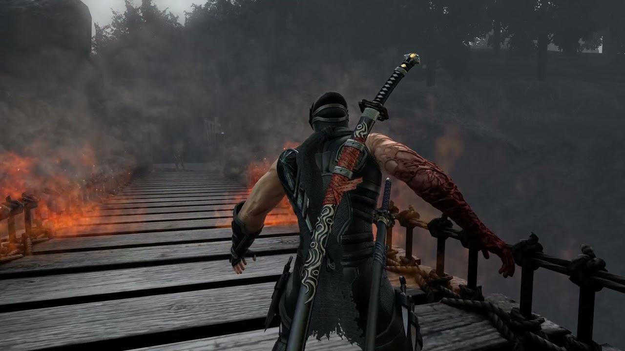 Download Ninja Gaiden 3 Razor's Edge - Day 5 - (hard) - PS5