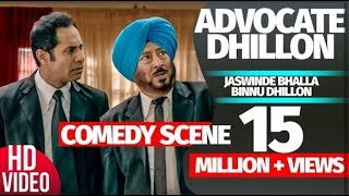 Punjabi Comedy 1   Carry On Jatta   Advocate Dhillon Funny Family Arguments   Comedy Scene  480 X 85