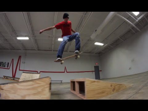 Skate Board Ramp >> New Skateboard Ramps Built Youtube