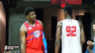 DeAndre Ayton vs Udoka Azubuike @ NBA Top 100 Camp