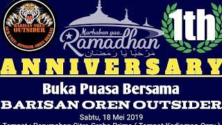 Download Mp3 Dokumenter Anniversary 1 Tahun Barisan Oren Outsider Sub.unit Jonggol Orens Bera