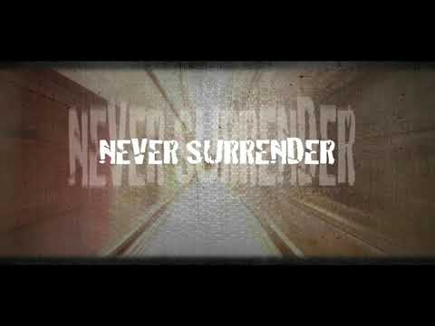 "CORNERS OF SANCTUARY - ""WE NEVER"" (OFFICIAL LYRIC VIDEO)"