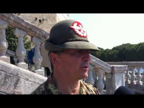 INTERVISTA AL GENERALE BELLACICCO