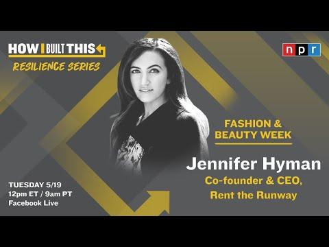 Jennifer Hyman On Reacting To COVID-19 With Guy Raz | How I Built This | NPR