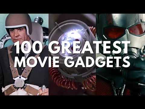 100 Greatest Movie Gadgets Of All Time