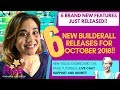 *BRAND NEW** Builderall Marketing Platform Features! October 2018 UPDATE!| Plus 'LIVE' Chat SUPPORT!