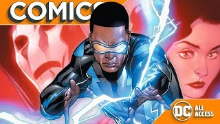 BLACK LIGHTNING Reinvented in New Miniseries