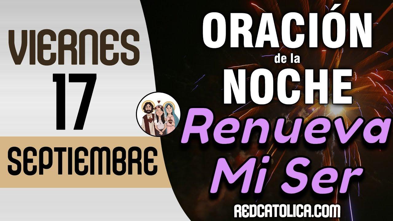 Download Oracion de la Noche de Hoy Viernes 17 de Septiembre - Tiempo De Orar