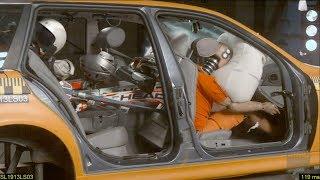 Vídeo mostra perigo de objetos soltos em carros