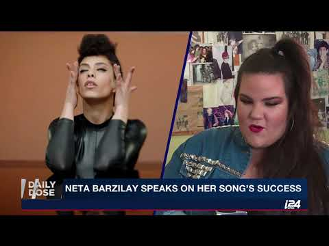 Israeli Eurovision Contestant Discusses Expectations