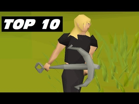 Top 10 Underrated Items in OSRS