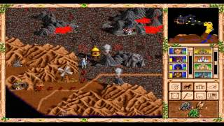 Stare gry: Zagrajmy w Heroes of Might and Magic 2 - Czarne smoki są OP! [#19]