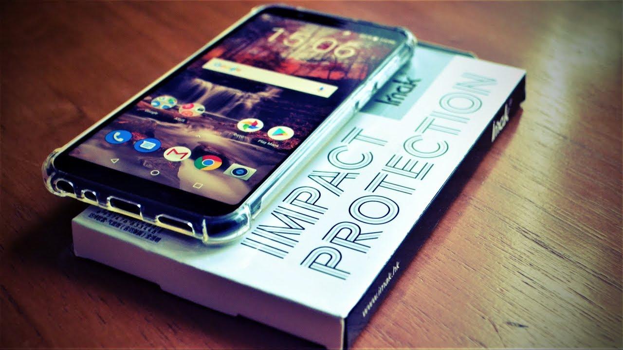 <b>Чехол</b> бампер Imak для <b>Asus Zenfone</b> Max Pro M1 (ZB602KL ...