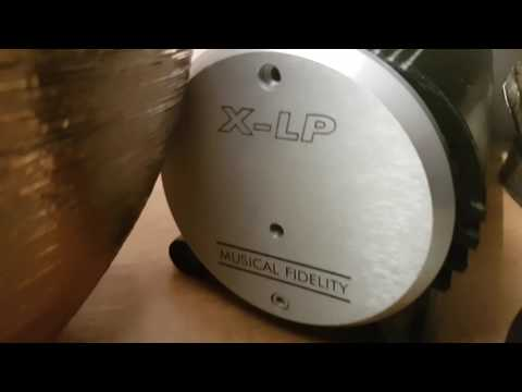 Musical fidelity xlp modified