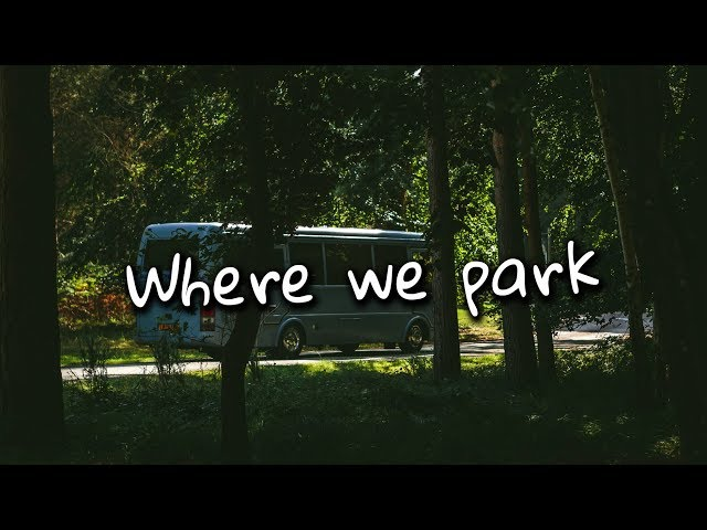 Where we park | Bus life | Nomadidaddy