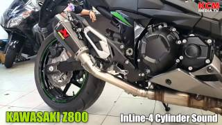 Inline-2 VS Inline-4 Superbike Exhaust Sound