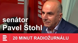 Zdanění církevních náhrad je protiústavní, říká Pavel Štohl, senátor zvolený za ČSSD